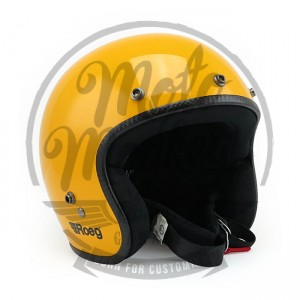 Kask Roeg Jett Sunset Yellow Gloss