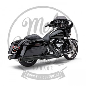 "Wydechy tłumiki NH Series 4"" Harley 17-20 Touring, Electra, Road King, Road Glide, Street Glide"