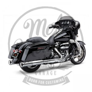 "Wydechy tłumiki NH Series 4"" Harley 95-16 FLT/Touring, Electra, Road King"