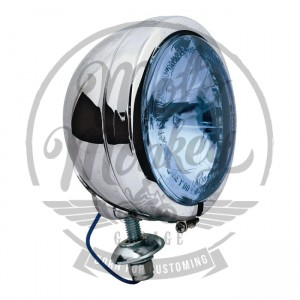 "Lampa 4 1/2"" lightbar chrom"